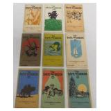 lot of 9 A B Farquhar The Safe Worker booklets