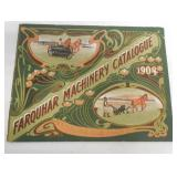 Farquhar Machinery 48th annual catalog 1904