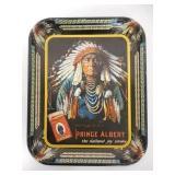Prince Albert Tobacco Tray