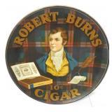 Robert Burns 10 Cent Cigar Charger