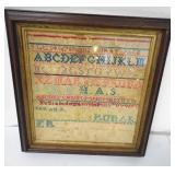 Framed Sampler