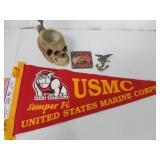 Mixed U.S. Marine Lot