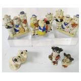 3 Little Pigs Tooth Brush Holders (3) Nipper S/P