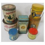 Mixed Products Tins / 2 Child