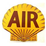 Air double-sided Porcelain Sign