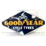 Porcelain Doublesided Goodyear Cycle Tyres