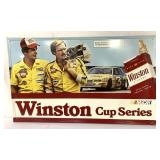 Winston Cup Series Metal Sign