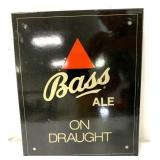 Porcelain Bass Ale Sign,Made in England