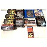 lot of Hot Wheels & Matchbox Collector sets