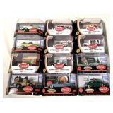 lot of 12 Matchbox Coca Cola Collectibles