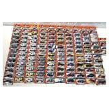 lot of 100+ Matchbox cars 1999, 2000, 2001