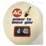 AC Power to Move You Clock