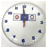 AC GM Delco Clock