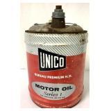 Unico Motor Oil Series 1 ,5 gal can