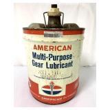 American Multi-Purpose Gear Lubricant 35Lbs