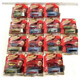 lot of 14 2003 Johnny Lightning Pro Collector
