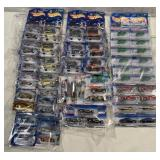 lot of 60+ 1998 First Edition Hot Wheels & others