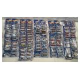 lot of 100+ 2004 assorted Hot Wheels