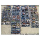 lot of 90+ 2010 assorted Hot Wheels series