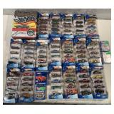 lot of 20+ asst Hot Wheels gift packs & others