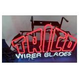 Trico Wiper Blades Neon Light