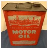 Highest Quality 2 Gallon Oil Can