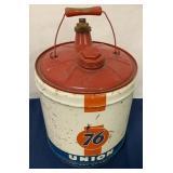 """5 Gallon Oil Can """"Union 76"""""""