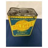 Oilzwell 2 Gallon Motor Oil Can