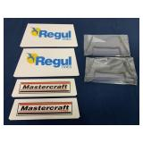2 tire holders Mastercraft & Regul