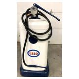 Esso Gear Lube Pump dispenser