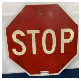 Stop Sign single sided