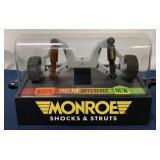 Monroe Struts & Shock Display Advertisement