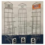 lot of 3 Touring Service Map Holders
