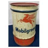 Mobiloil can w/ lid