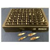 Bosch Spark Holder/Rack w/ many spark plugs