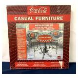 Coca Cola Bar Set in Box