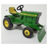 John Deere 140 Garden Tractor w/ plow 1/16