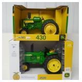 John Deere 430 & 2520 tractors 1/16