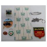 assorted Oliver lot