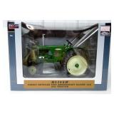 Oliver 50th anniversary 660 gas tractor 1/16