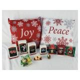 Pillows & Ornaments