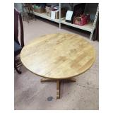 Round Drop Side Table