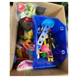 Assorted Toys Used