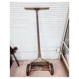 Antique Craftsman Push Mower