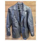 George Leather Jacket 1x (16W)