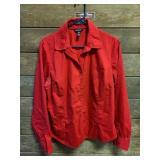 George XL Red Shirt