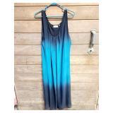 Attitudes Ombre Dress XLP