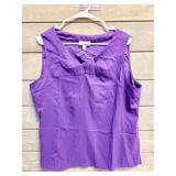 Kathleen New XL Purple