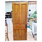 Solid Wood Door 30x781/2