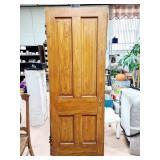 Solid Wood Door 30x79